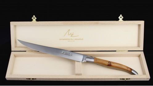 Couteau à découper - Genévrier
