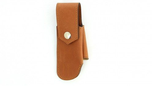 Etui chasse cuir  - Gold