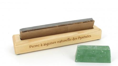 Grande Pierre IDEALE - Cuir