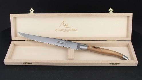 Couteau à pain - Genévrier